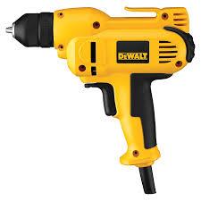 dewalt dwd115k 3 8 in mid handle vsr corded drill lowe u0027s canada