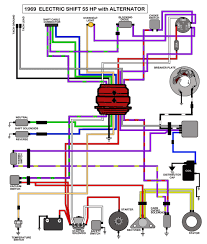 wiring harness u0026 diagram for johnson model 55esl69a page 1
