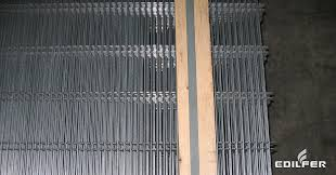 rete metallica per gabbie reti piane elettrosaldate inox edilfer di zanardi srl