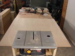 dewalt table saw rip fence extension dewalt dw745 rip fence extension homemade table saw extension rip