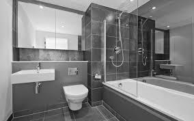 best sleek black and white bathroom decor models 4152 tile design