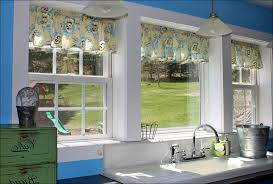 Cafe Curtains For Living Room Kitchen Kitchen Window Curtains Window Valances Yellow Kitchen