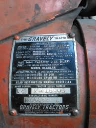 gravely l8 rebuild or repower page 2