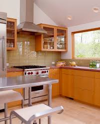 Kitchen Cabinets Portland Oregon General Contractors Portland Oregon Kitchen Modern With Glass