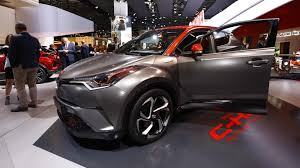 toyota chr interior toyota c hr hy power concept unveiled with more hybrid punch