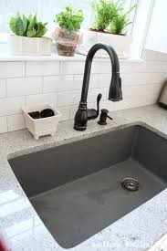 Ikea Kitchen Renovation Cost Breakdown Blanco Sinks Sinks And Gray - Blanco silgranit kitchen sink