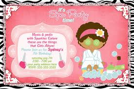 free printable birthday sleepover invitation for girls