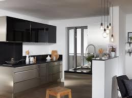 cuisine lapayre le chef frédéric anton imagine une cuisine tout inox pour lapeyre