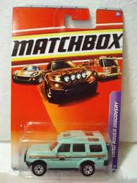 matchbox land rover discovery sf0593 model details matchbox university