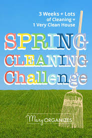 spring cleaning challenge week 2 creatingmaryshome com