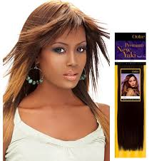 best yaki hair brand outre premium collection human hair new yaki weave 10 18 inch