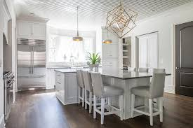 t shaped kitchen island t shaped kitchen island with dove gray leather barstools