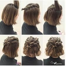 hairstyles for short hair pinterest best 25 hairdos for short hair ideas on pinterest styles for