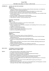 resume template download docker aws devops resume sles velvet jobs