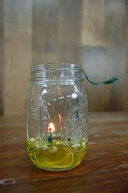 how to make a mason jar oil lamp oil lamps step guide and oil