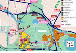 map us open flushing