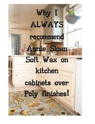 Annie Sloan Kitchen Cabinet Makeover Why Would I Use Annie Sloan Paint On My Kitchen Cabinets U201d Knot