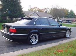 bmw 7 series 98 bmw 7 series 740i 1998 auto images and specification
