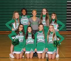 cheerleading dance team holy name high cleveland ohio