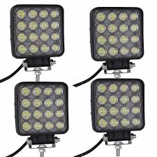 Super Bright Led Light Bar by Willpower Super Bright 4 Row Led Light Bar 48w Watt Work Light Led