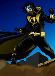 Static Shock Halloween Costume 68 Super Choque Images Static Shock Comic