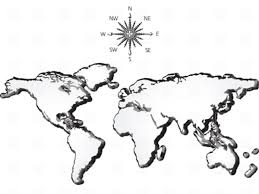 Map Of The World Black And White by Map Black Cliparts Free Download Clip Art Free Clip Art On