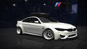 stanced bmw m4 need for speed most wanted bmw m4 stance nation nfscars