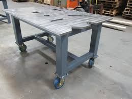 Welders Bench - steel welding work bench assembly table 39x60x32