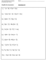 ideas of grade 6 math worksheets algebra in resume huanyii com