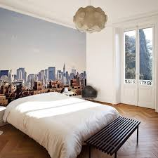new york city skyline from brooklyn wall mural eazywallz new york city skyline from brooklyn wall mural cityscapes eazywallz