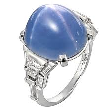 rings star sapphire images Art deco star sapphire ring for sale at 1stdibs jpg