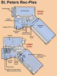 Fitness Center Floor Plans Basic Ice Rink Floor Plans Site Maps Architectural Drawings
