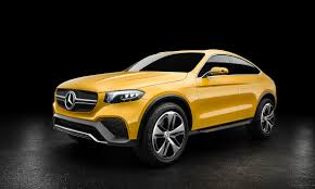 mercedes jeep 2016 perfectly shaped the concept glc coupé by mercedes benz