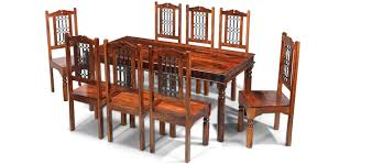 Jali Dining Table And Chairs Fabulous Sheesham Wood Dining Table Cm Jali Sheesham Thakat Dining