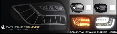What Are Drl Lights Honda Goldwing Gl1800 Dynamic Sequential Led Turn Signal Lens Kit