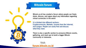 bitcoin forum forum bitcoin co id media placement proposal