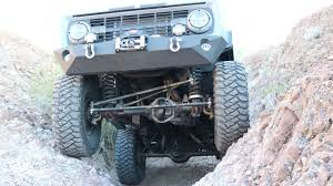 ford bronco jeep zero to 60 designs restores a ford bronco as an