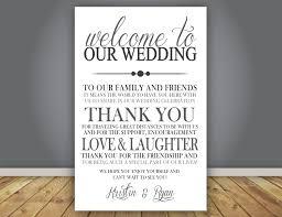 exle of wedding programs wedding thank you letter wedding ideas 2018