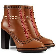 tods womens boots uk best womens tods ankle boots in leather brown black