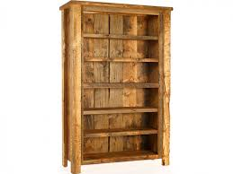 build bookcase plans rustic reclaimed wood bookcase rustic