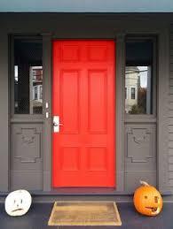 coral door on pinterest coral front doors orange front doors
