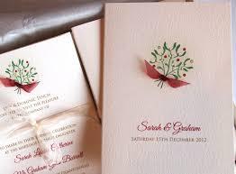 christmas wedding invitations mistletoe wedding invitations christmas wedding paper