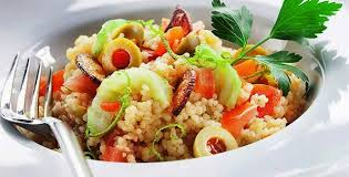 cuisine 4 arabe la cuisine algérienne salade de taboule salade arabe aux legumes