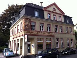 Stadtplan Bad Nauheim Sprudel Apotheke In Bad Nauheim