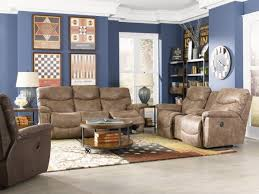 Leather Lazy Boy Recliner Faux Leather La Z Time Full Reclining Sofa By La Z Boy Wolf And