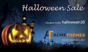 Halloween Sale 20 Best Halloween Wordpress Coupons U0026 Deals For Halloween 2017