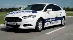 self driving car virtual vehicle tests self driving car on austria u0027s roads powered
