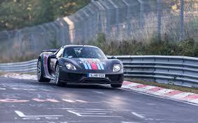 porsche 918 spyder interior 2014 porsche 918 spyder nurburgring record run 3 1920x1200