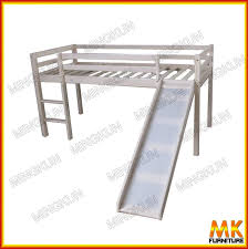 Bunk Beds Jysk Pine Bunk Bed With Play Curtain China Mainland Children Beds