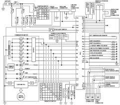 subaru forester automatic transmission control system wiring